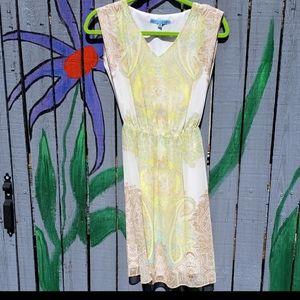 Antonio Melani Retro Design Dress Size 0